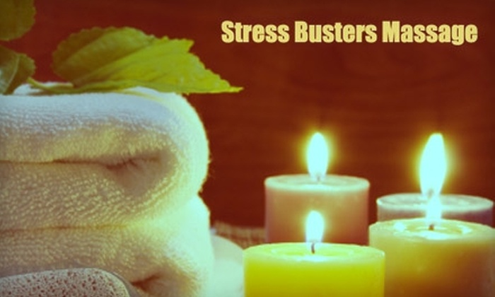 Stress Busters Massage - San Buenaventura (Ventura): $25 for a 70-Minute Full-Body Massage at Stress Busters Massage ($55 Value)