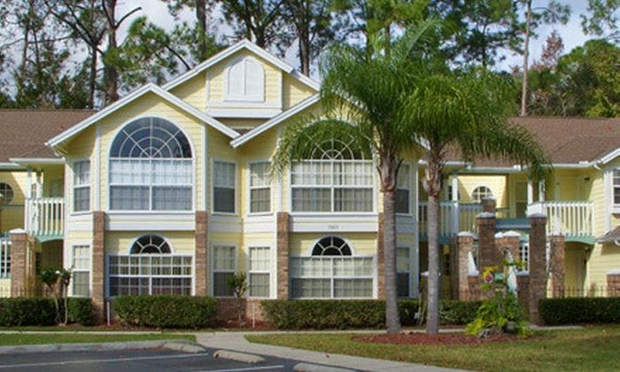 Florida Deluxe Villas Closed