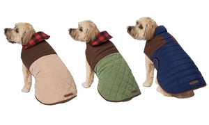 Eddie Bauer Quilted Dog Jacket