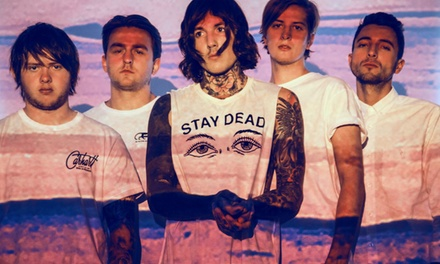 Bring Me The Horizon, 31 October - 8 November, Standing or Reserved Seating Tickets from £35
