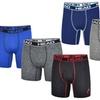 Head Men's Performance Boxer Briefs (6-Pack)