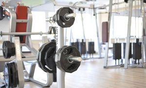 fitnessfabrik: 1 Monat Fitness-Mitgliedschaft für 1 od. 2 Personeninkl. Einweisung und Kurse in der fitnessfabrik(bis zu 61% sparen*)