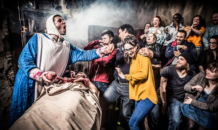The San Francisco Dungeon - Fishermans Wharf: The San Francisco Dungeon Visit for One (Up to 50% Off)