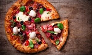 L'Arezzo: Pizza au choix et panna cotta pour 2 ou 4 personnes dès 23,90 €chez l'Arezzo