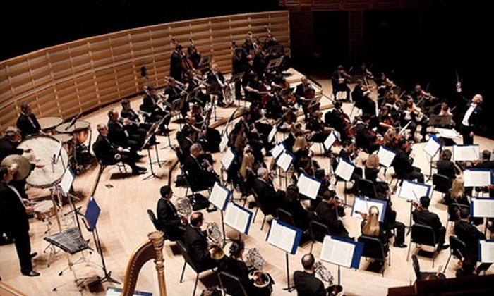 The Miami Symphony Orchestra - Media and Entertainment District: Two Tickets to See The Miami Symphony Orchestra at Knight Concert Hall on October 23 at 7 p.m. Three Options Available.
