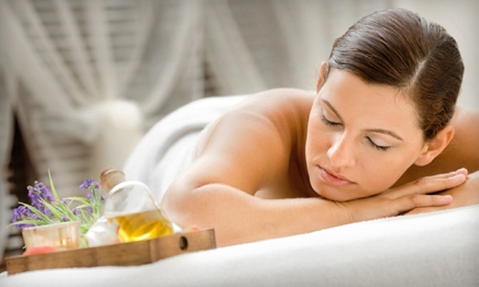 Posh Salon and Spa - Newnan: Facial or Massage at Posh Salon and Spa in Newnan