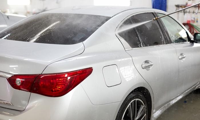 High Street Car Wash