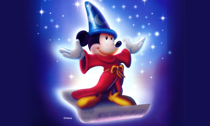 "Disney Fantasia - NJPAC: Disney's ""Fantasia"" Live In Concert on Friday, February 19, at 8 p.m."