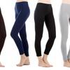 Sociology Stretchy Cotton-Blend Leggings (4-Pack)
