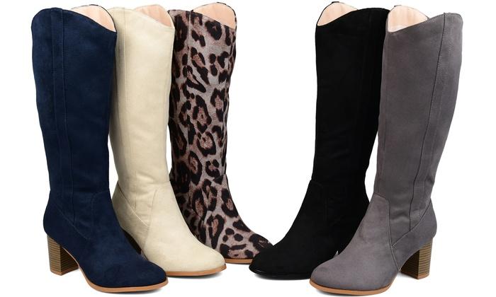 ce3f5dbd6 Journee Collection Women's Comfort Parrish Boots. Women's Comfort Parrish  Boots