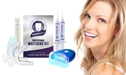AlwaysWhite Complete Teeth Whitening Kit (5-Piece)