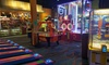 Up to 62% Off Bowling with Arcade Cards at PINZ