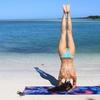 Strops Tie-Dye Yoga Towel