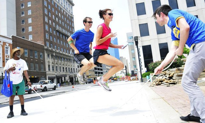 Urban Dare - Uptown: $45 for an Urban Dare Adventure Race for a Two-Person Team (Up to $90 Value)