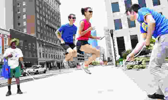 Urban Dare - Neartown/ Montrose: $45 for an Urban Dare Adventure Race for a Two-Person Team (Up to $90 Value)