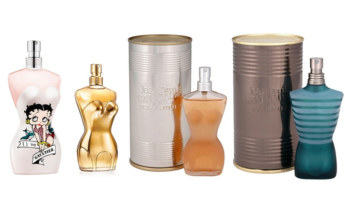 Jean-Paul Gaultier Fragrances in Choice of Scent from £24.98
