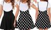 1x oder 2x Damen-Kleid mit Vintage-Look