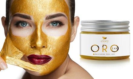 Masque anti-âge pour le visageà l'Or 24 Carats