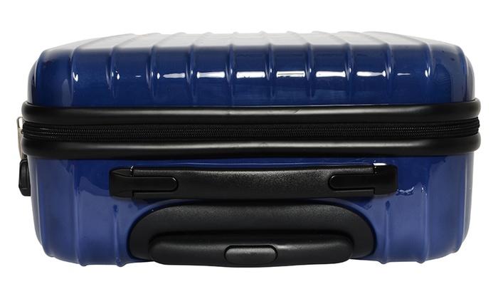 pan am handbagage trolley 39 s groupon goods. Black Bedroom Furniture Sets. Home Design Ideas