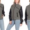 Women's Fashion Varsity Jacket (Size L)