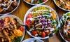45% Off Mediterranean Food at Mezeh Mediterranean Grill