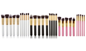 Kabuki Brush Set (10-Piece) at Kabuki Brush Set (10-Piece), plus 6.0% Cash Back from Ebates.
