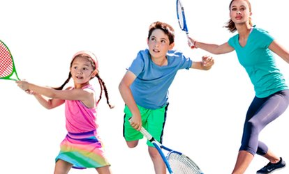 image for Up to Five Children or Adults Tennis Classes at Funnis Academy (Up to 62% Off)