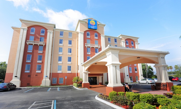 Hotel Near Orlando Theme Parks