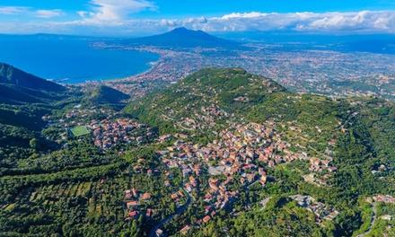 Campania: camera con colazione, cena, piscina e ingresso Spa Sant'Angelo Resort & Spa