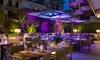 Menu en 2 ou 3 services avec verre de vin pour 2 personnes dès 64 € au Restaurant de la terrasse du Gray d'Albion