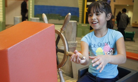 Admission for Two or Deluxe Birthday Party Package for Up to 25 Kids at Kohl Children's Museum  (Up to 38% Off)