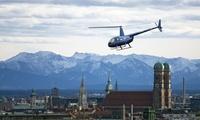 Helikopter-Rundflug am Ort nach Wahl mit Eurofly Aviation GmbH für Ein oder Zwei (bis zu 20% sparen*)