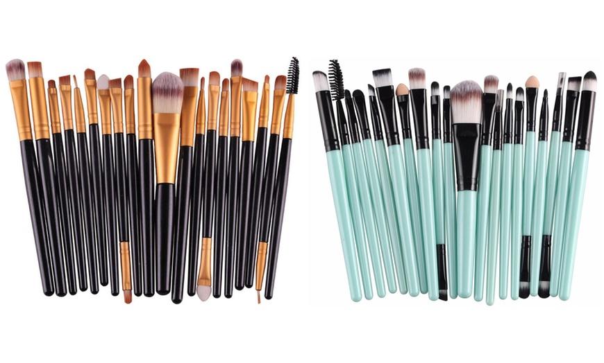 Professional Makeup Brush Set 20 Piece