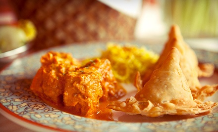 $40 Worth of Indian Fare for Lunch or Dinner for Two - Everest Indian Restaurant in Petaluma