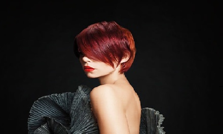 Up to 52% Off Hair Cut, Deep Condition & Highlights at Paul Mitchell The School Delaware