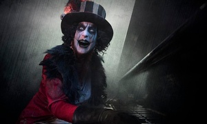 Up to 42% Off Ticket to Dark Harbor at The Queen Mary at Dark Harbor at The Queen Mary, plus 6.0% Cash Back from Ebates.