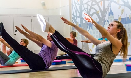 One or Five Fitness Classes at Fleet Fitness