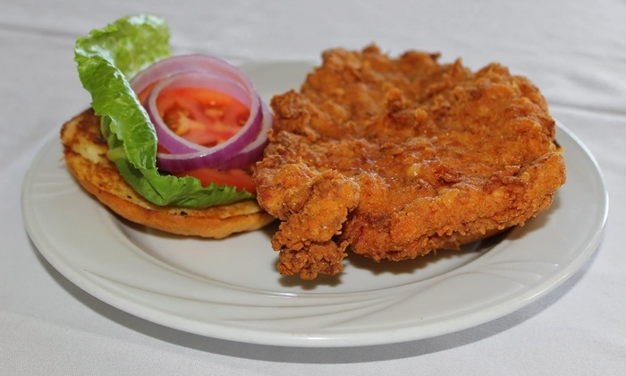 Hoosiers Grille - New Tampa: Two Groupons, Each Good for $10 or $20 Worth of Midwestern-Style Pub Food at Hoosiers Grille ( 40% Off)