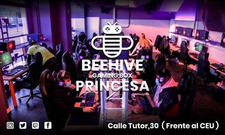 Pase de tarde o noche o cumpleaños para 6 personas en Beehive Gaming Box