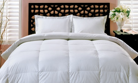 All Seasons Egyptian Cotton Down Comforter