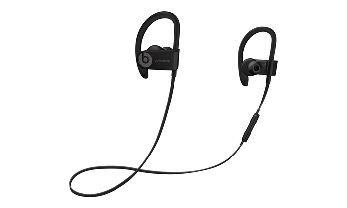 Blue earbuds beats - powerbeats3 wireless earphones blue