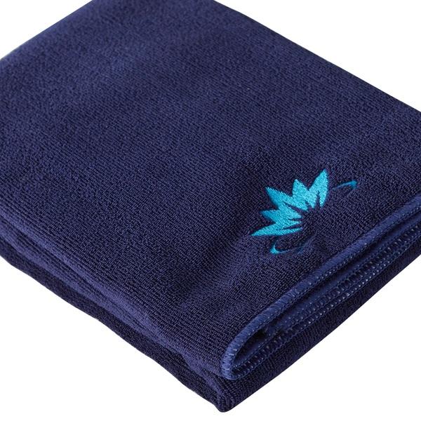 Up To 17 Off On Lotus Yoga Mat Towel Groupon Goods
