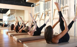 Willow Pilates Studio: 5 or 10 Xtend Barre or Pilates Classes at Willow Pilates Studio (Up to 61% Off)