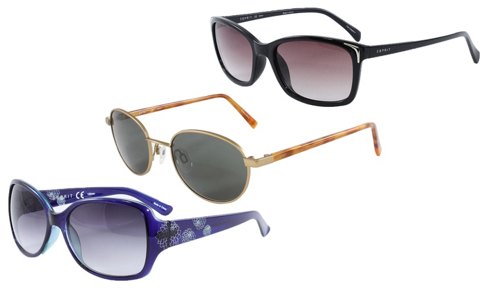 Esprit Women's Fashion Sunglasses