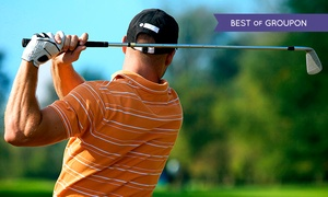 gleddoch house hotel and golf club: Round of Golf With Lunch For One (£24.95) or Two (£49) People at Gleddoch House Hotel and Golf Club (Up to 56% Off)