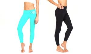(Mode)  Legging actif minceur froid -67% réduction