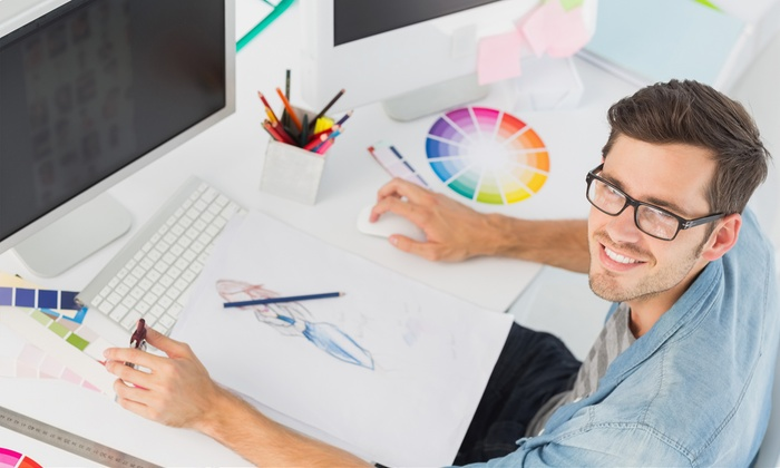 Olympia Seo - Seattle: Two Hours of Graphic-Design Services from Olympia SEO (55% Off)