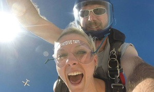 Skydive Taft: Skydive Jump from Skydive Taft (Up to 53% Off). Two Options Available.