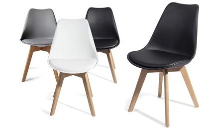 Chaises de salle à manger Brekka