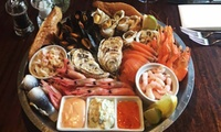 Cold Fish Platter For Up to Ten at Chapmans Seafood Bar & Brasserie (67% Off)